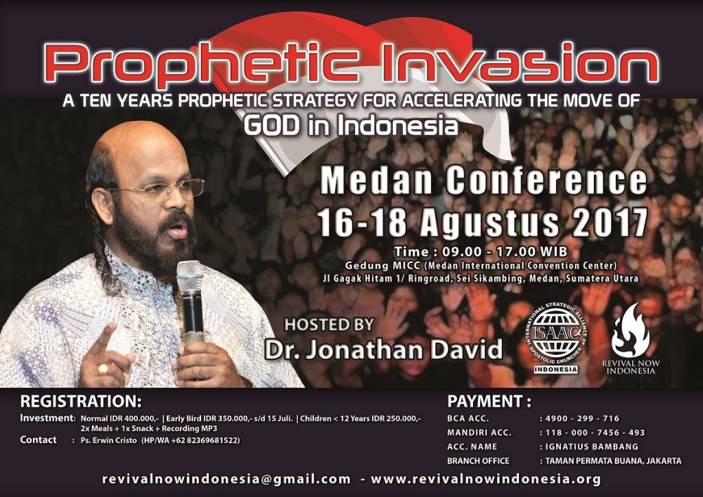 Medan Conference 2017