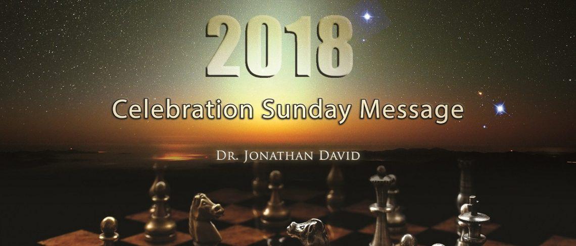 2018 Message Banner