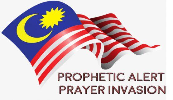 Prophetic Alert, Prayer Invasion Malaysia