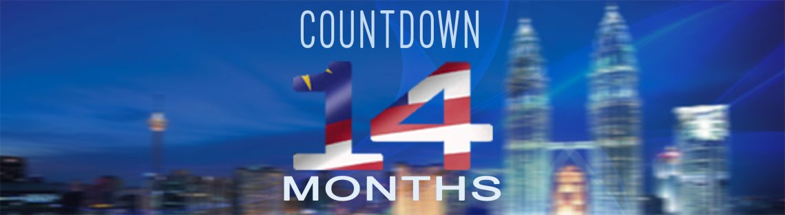Countdown 14 Months